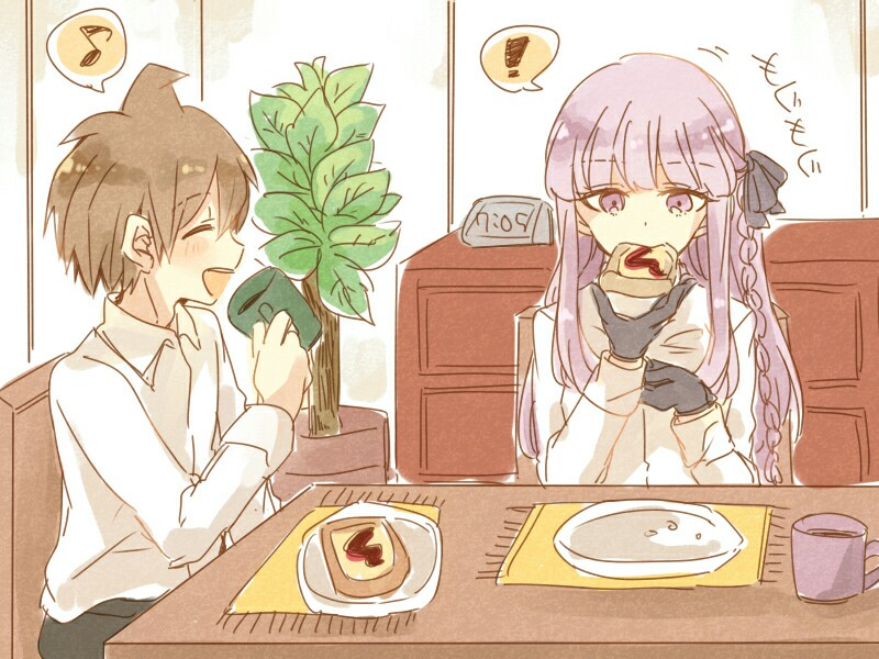 manga eating together dépendance affective sophrologie