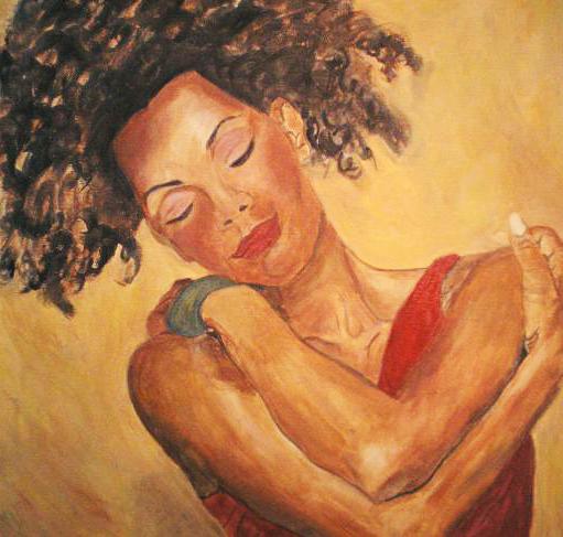 femme s'aimer soi-même