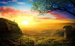 nuit noire de l'âme symptômes dépression crise spirituelle lever du soleil