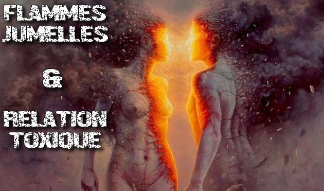 flammes jumelles relation toxique